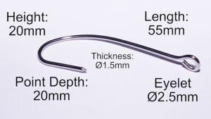 Surgical Hook retractor